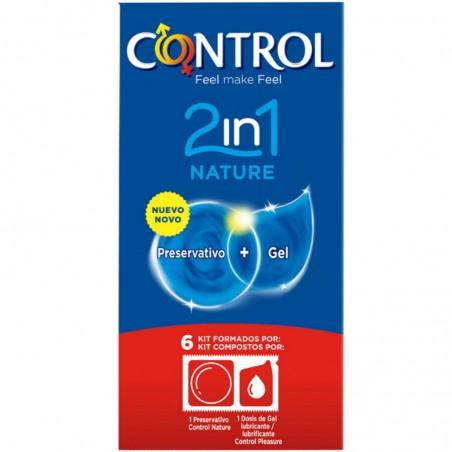 CONTROL DUO NATURA 2-1...