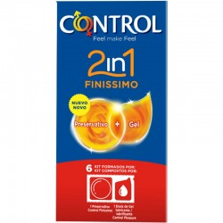 CONTROL DUO FINISIMO +...