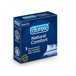 DUREX NATURAL COMFORT 3...