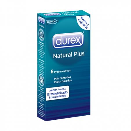 DUREX NATURAL CLASSIC 6...