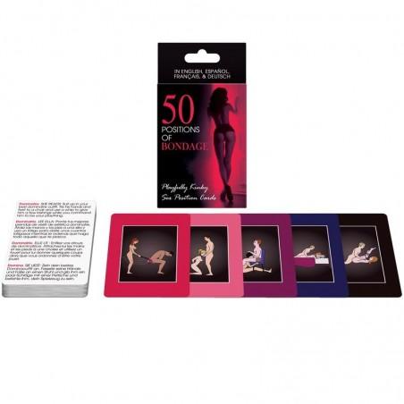 CARTAS 50 POSICIONES DE...
