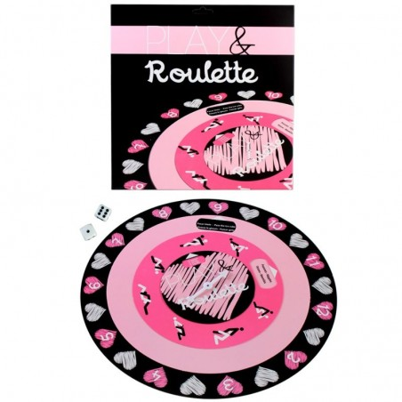 JUEGO PLAY  ROULETTE