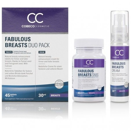 COBECO FABULOUS BREAST DUO...