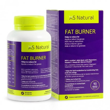 XS FAT BURNER CAPSULAS...