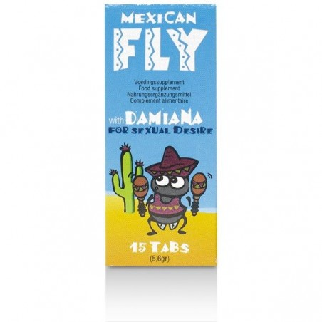 MEXICAN FLY CAPSULAS...