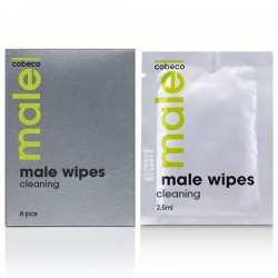 COBECO MALE WIPES TOALLITAS...