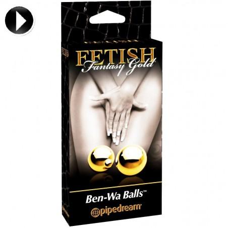 FETISH FANTASY GOLD BOLAS...