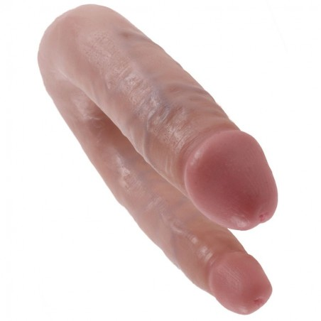 KING COCK DILDO DOBLE...