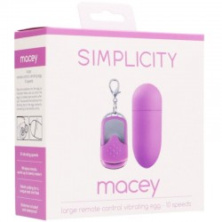 SIMPLICITY - MACEY HUEVO...