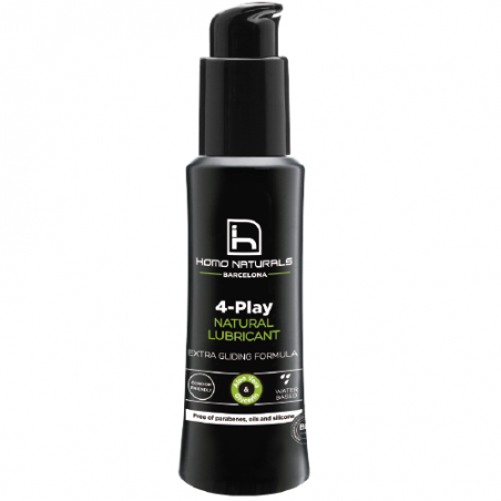 LUBRICANTE NATURAL 4-PLAY...