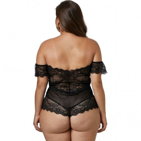 QUEEN LINGERIE PLUS SIZE...