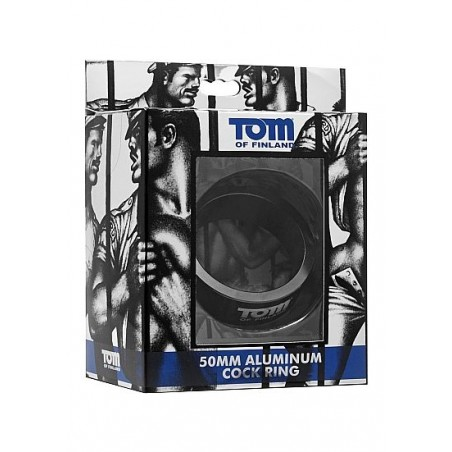 TOM OF FINLAND ALUMINIUM...