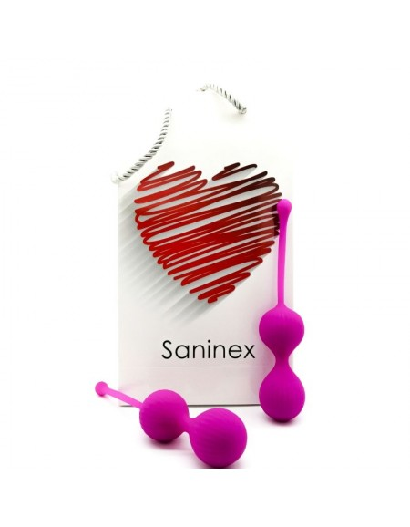 SANINEX BOLAS DOUBLE CLEVER...