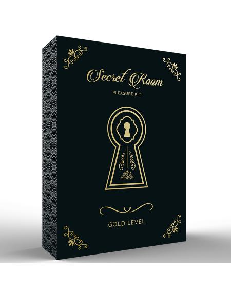 SECRET ROOM KIT GOLD NIVEL...