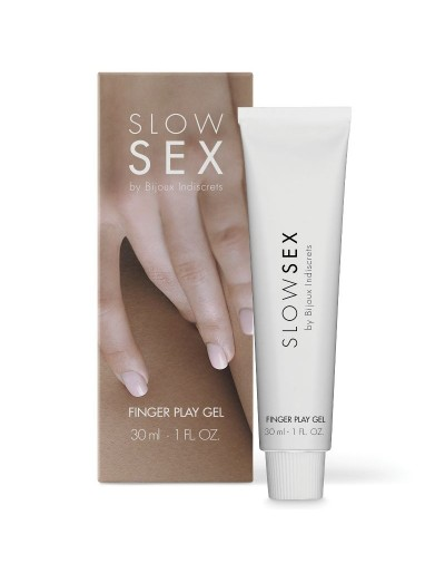 SLOW SEX GEL DE MASAJE CON...