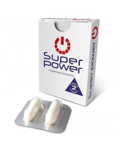 SUPERPOWER 2 CAPSULAS...
