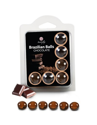 SECRETPLAY SET 6 BRAZILIANS...