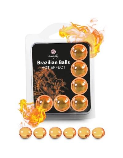 SECRETPLAY SET 6 BRAZILIAN...