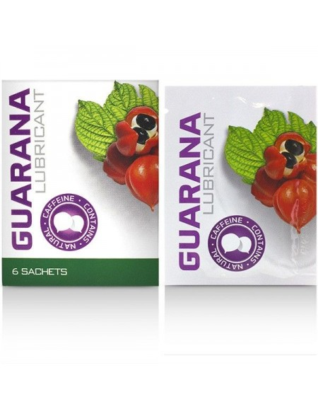 COBECO GUARANA LUBE SACHETS...
