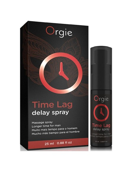 ORGIE TIME LAG SPRAY...