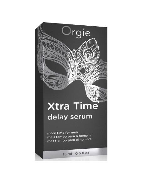 ORGIE XTRA TIME SUERO...