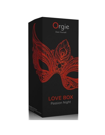 ORGIE LOVE BOX PASSION...