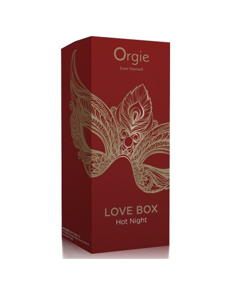 ORGIE LOVE BOX HOT NIGHT...