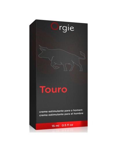 ORGIE TOURO CREMA...