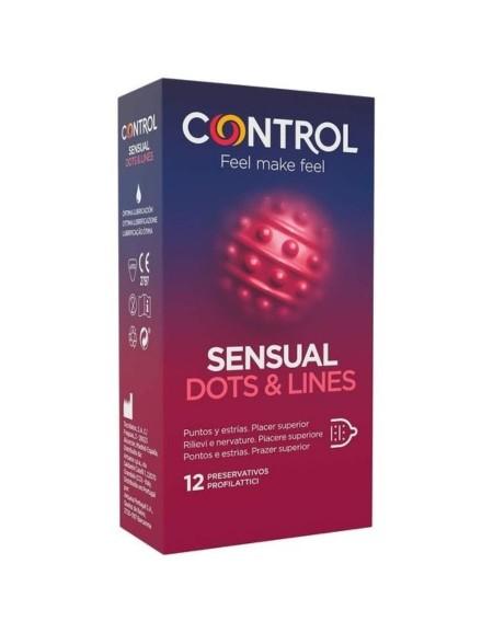 CONTROL SENSUAL DOTS  LINES...