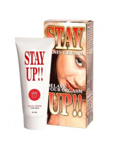 STAY UP 40ML CREMA...