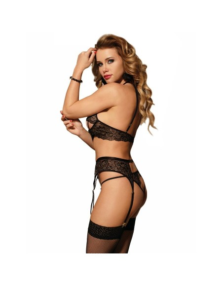 QUEEN LINGERIE SET DE TRES...