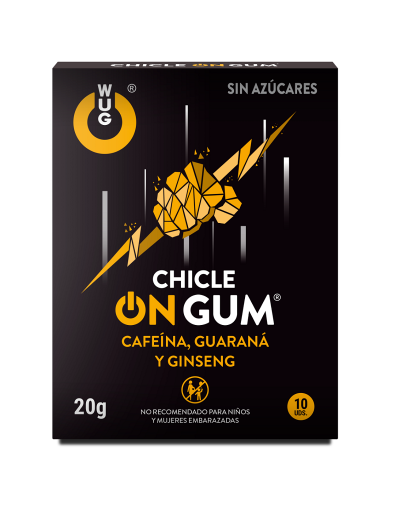 WUG CHICLE ON GUM 10UDS