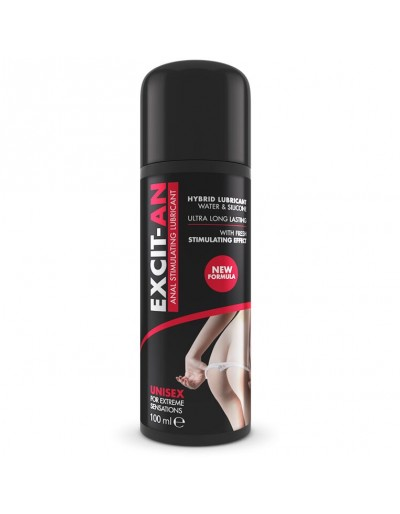LUXURIA EXCIT-AN LUBRICANTE...