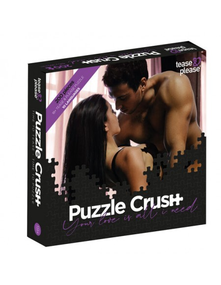 TEASE  PLEASE PUZZLE CRUSH...