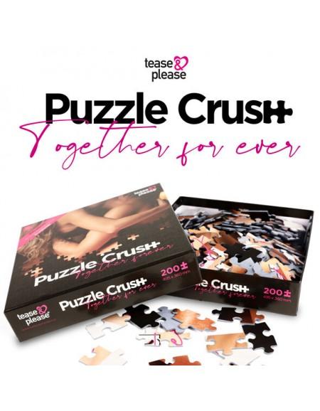 TEASE  PLESAE PUZZLE CRUSH...