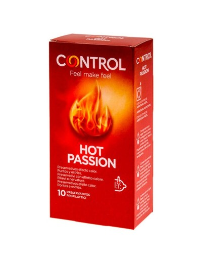 CONTROL HOT PASSION...