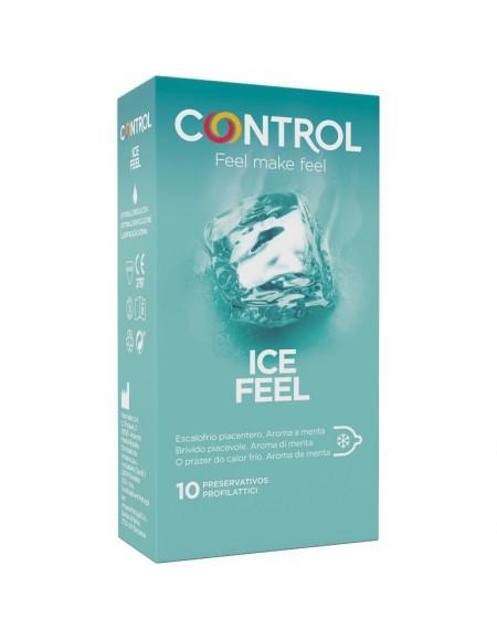 CONTROL ICE FEEL...