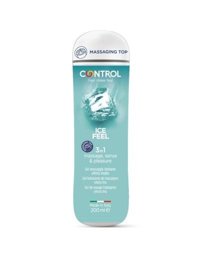 CONTROL GEL 3 EN 1 ICE FEEL...