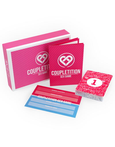 COUPLETITION SEX GAME JUEGO...