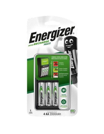 ENERGIZER CARGADOR PILAS AA...