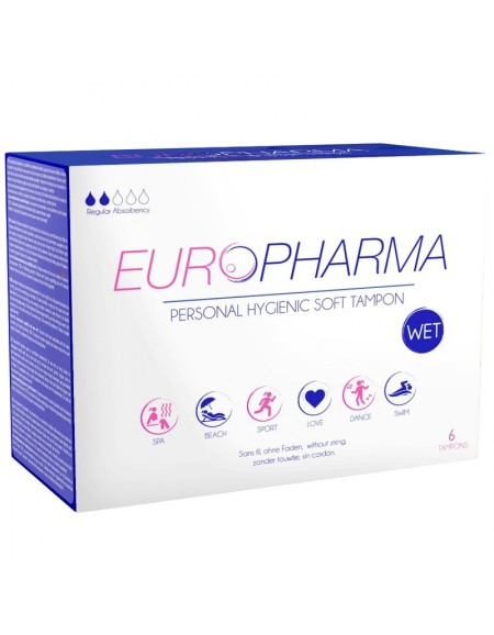 EUROPHARMA TAMPONS TAMPONES...
