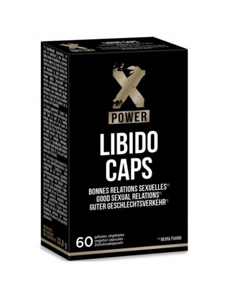 XPOWER LIBIDO CAPS...