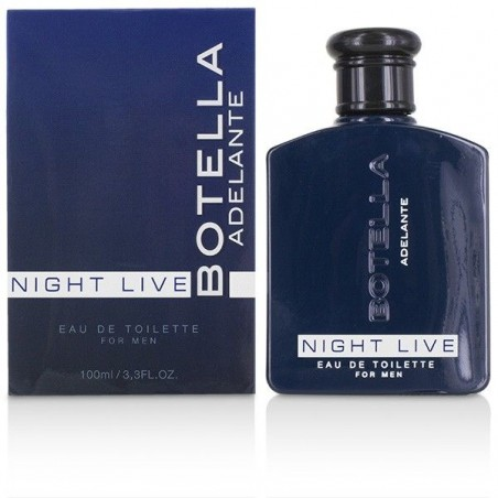 BOTELLA NIGHT LIVE PERFUME...