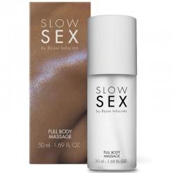 SLOW SEX FULL BODY MASSAGE...