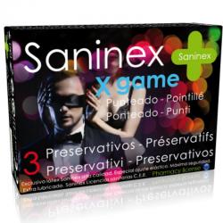 SANINEX X GAME...